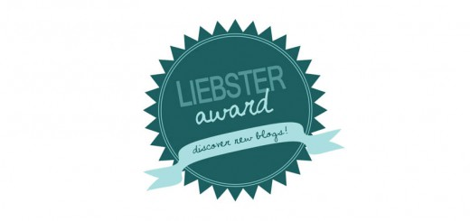 Liebster Award Button