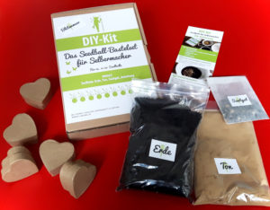 Valentins Edition DIY Kit Seedballs