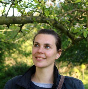 Sandra Bloggerin Grüneliebe Gartenblog