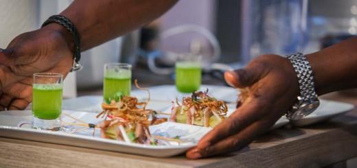 Köstliche Kreationen der eat&STYLE Köln 2013 - © Guido Schröder