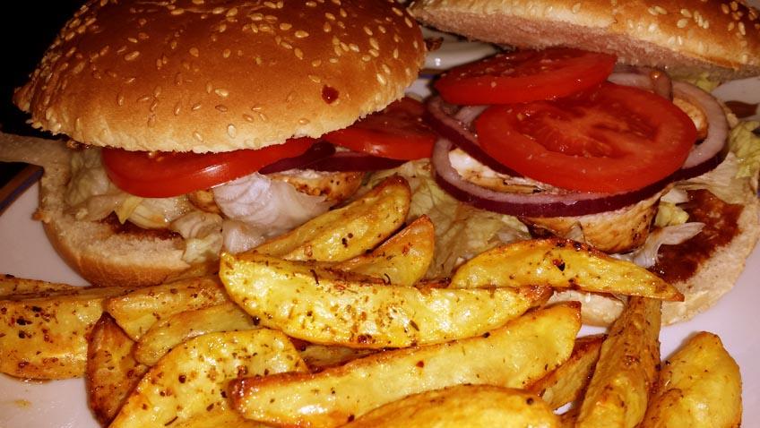 BBQ-Burger