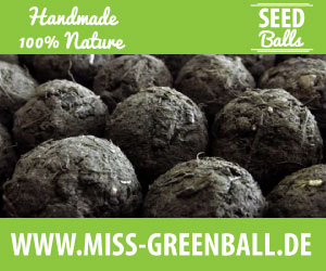 Miss Greenball - Seedbombs