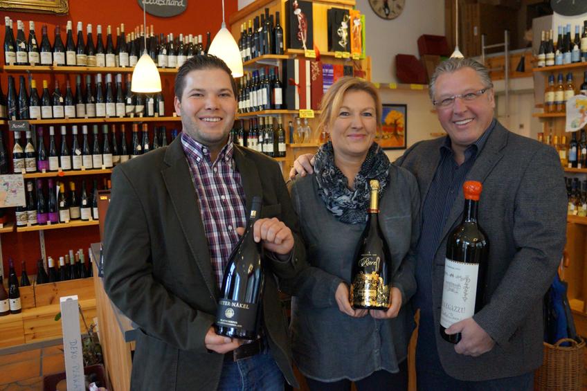 Familie Spernat_Quelle Weinkontor Lindenthal