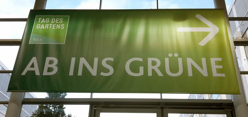 TAG DES GARTENS 2015 - Ab ins Grüne - Grüneliebe-de