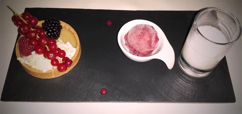 Wilsons Restaurant Dessert