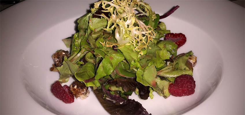 Wilsons Restaurant Salat
