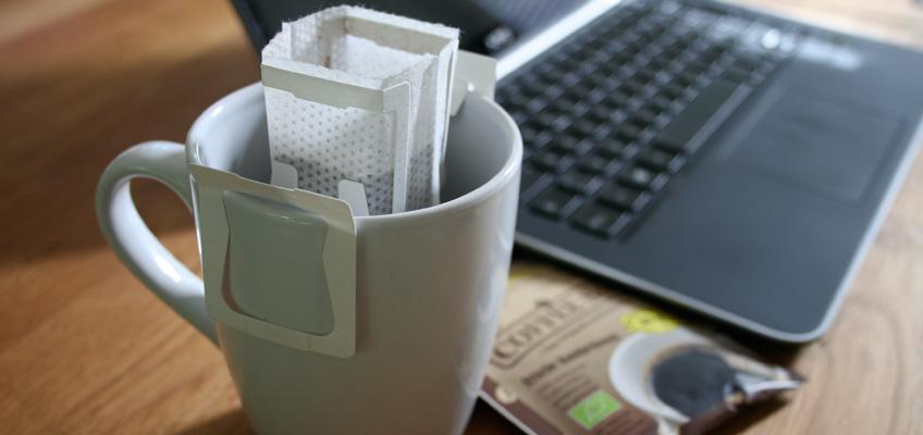 Foto: Coffee Bag von Life ist you!