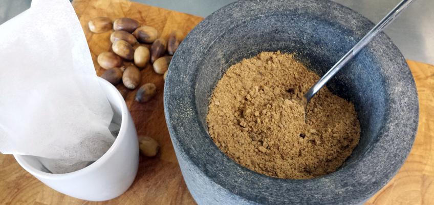 Eichelmehl für Eichelkaffee