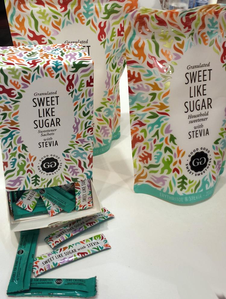 Sweet Like Sugar Stevia