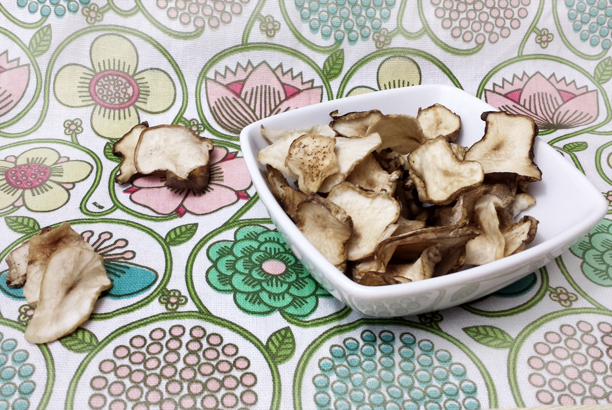 Topinambur Chips - Ergänzungsfutter für Hunde