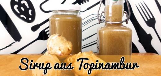 Sirup aus Topinambur - Topinambur Rezept