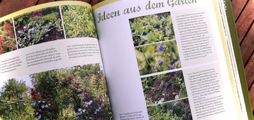 Faszination Bauerngarten - Ideen aus dem Garten
