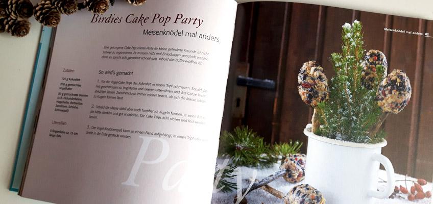 Birdies Cake Pop Meisenknödel