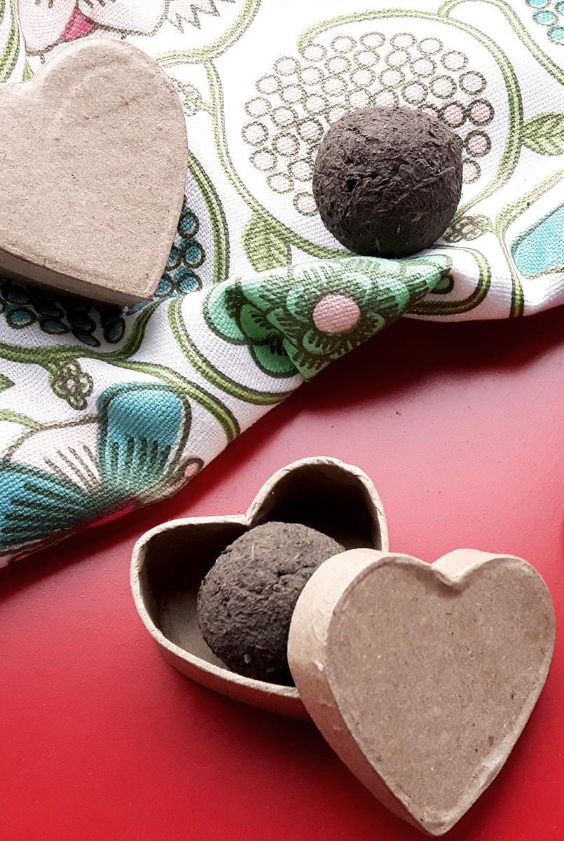 Seedballs Valentinstag
