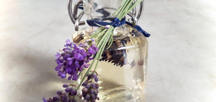 Geschenkidee Lavendelöl s