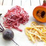 Bunte Nudeln selbstgemacht Pasta Perfetta Westfalia