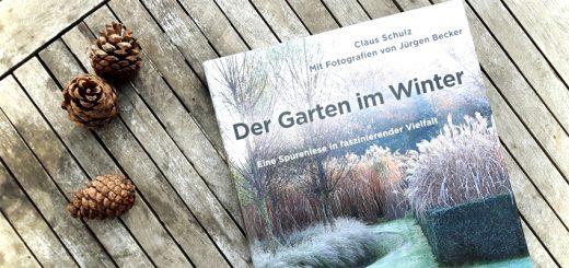Der Garten im Winter Buchvorstellung