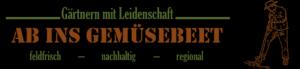 Ab ins Gemüsebeet Logo