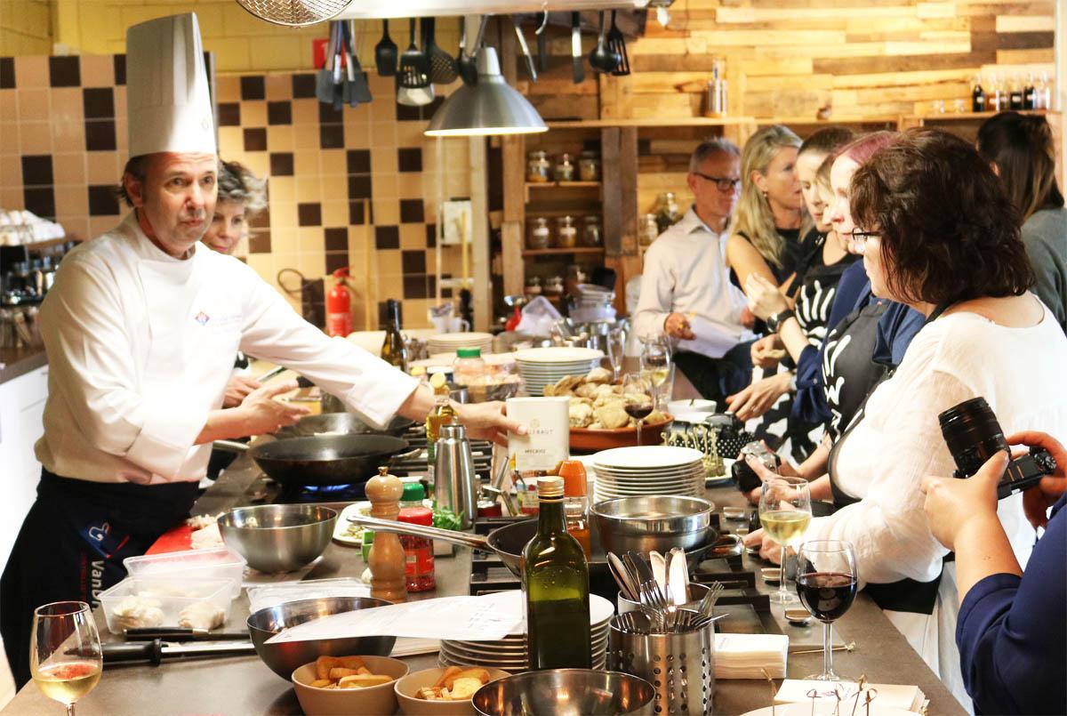Kochworkshop Bloggerreise Holland für Entdecker