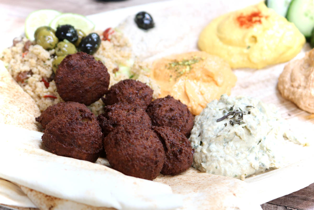 Maza Mezze Hummus Varianten_1