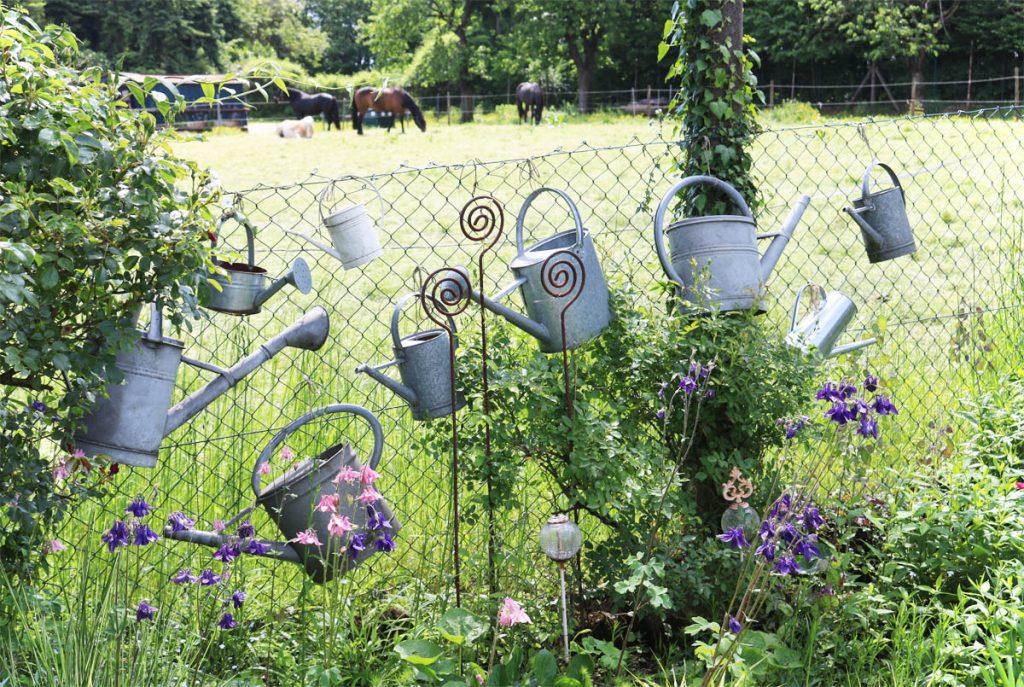 Offene Gartenpforte Naturnaher Garten Gartendeko