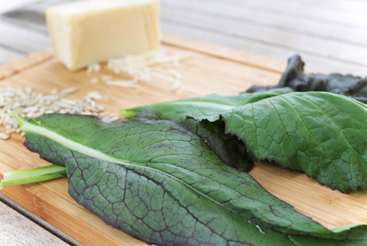 Rezepte aus dem Garten Aisa-Pesto