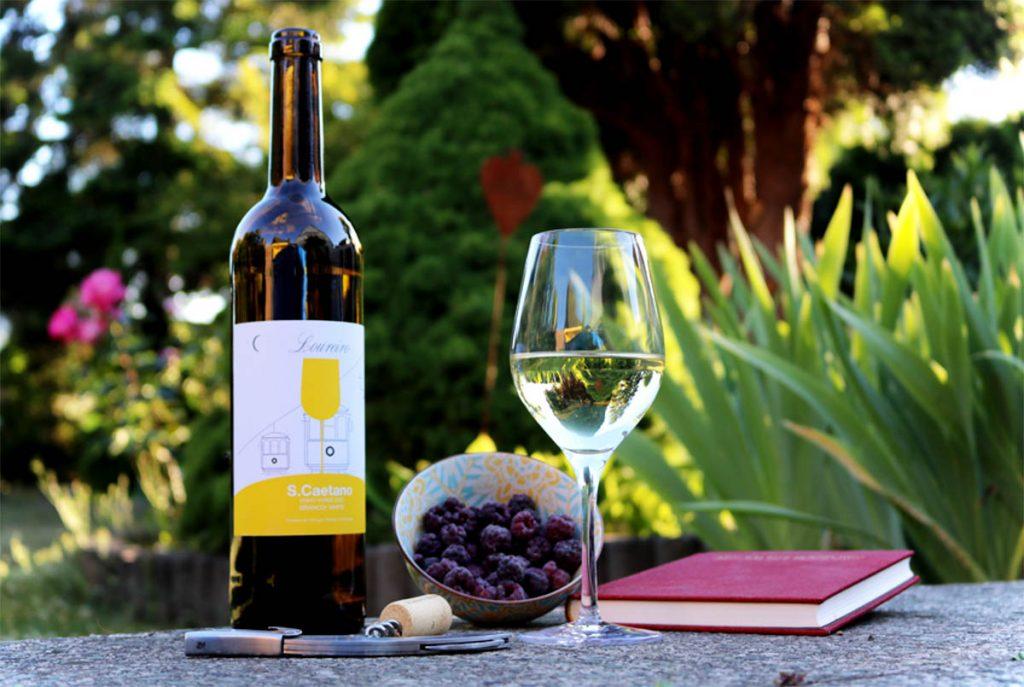Vinho Verde Portugiesischer Weißwein
