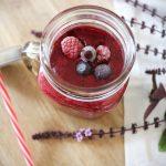Red Berries Smoothie von Jütro Tiefkühlkost