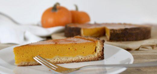 Kürbisrezept Amercian Pumpkin Pie Kürbiszeit