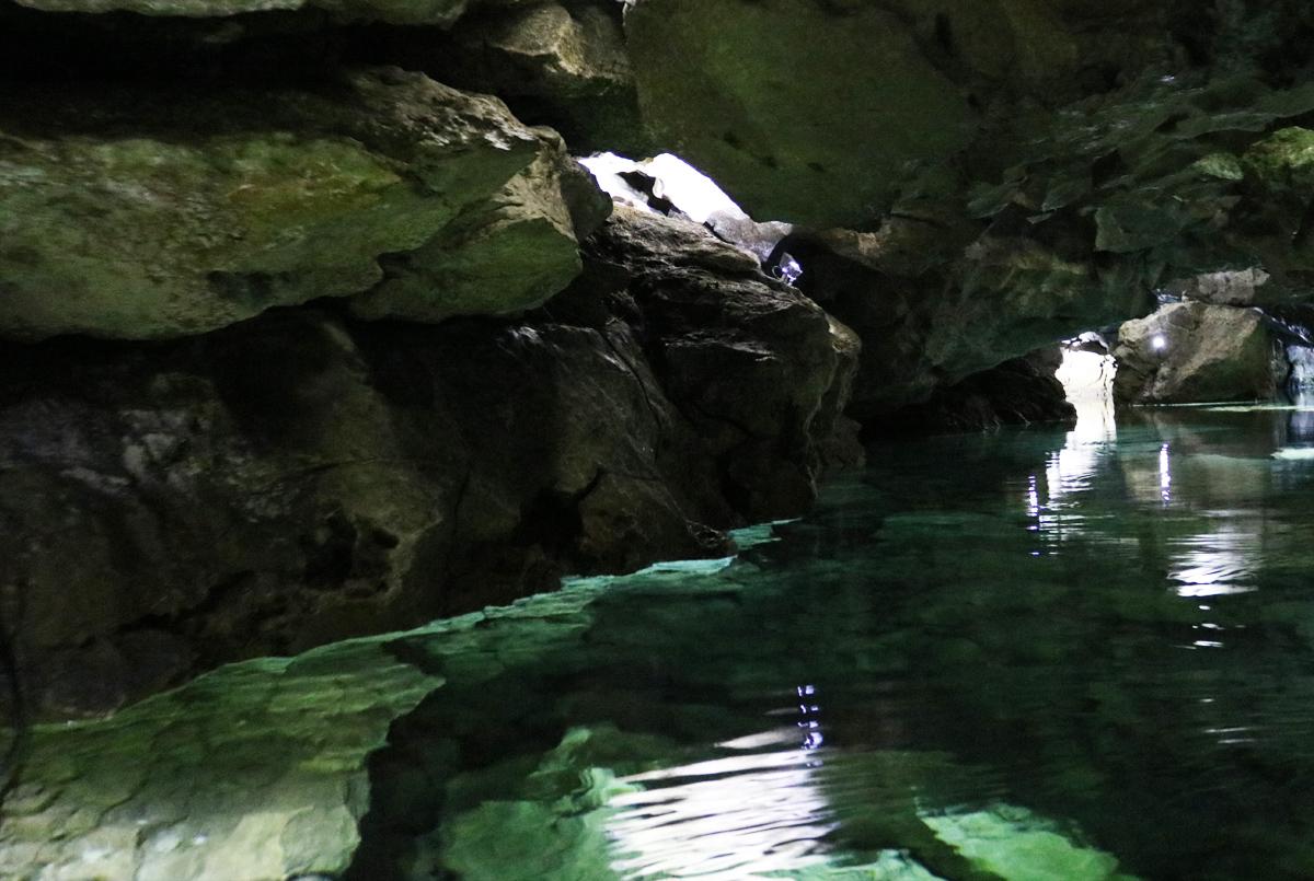 Viotope Biosphärengebiet Schwäbische Alb Friedrichshöhle