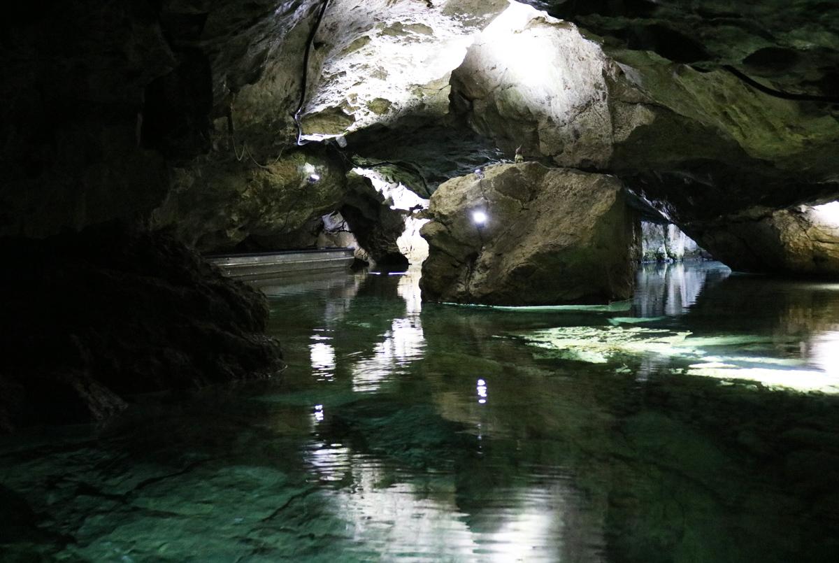 Viotope Biosphärengebiet Schwäbische Alb Wimsener Höhle