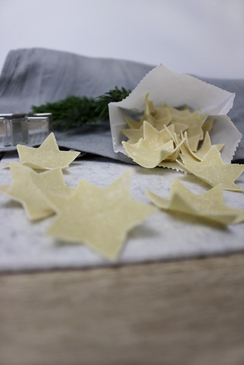 Geschenke aus der Küche selbstgemachte Pasta