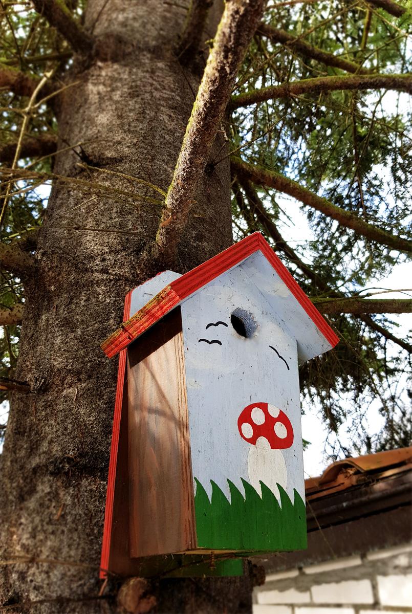 Nistkasten für Vögel Bruthöhle