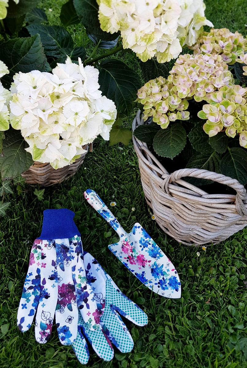 Hortensienkranz DIY zum Muttertag Magical Hortensia