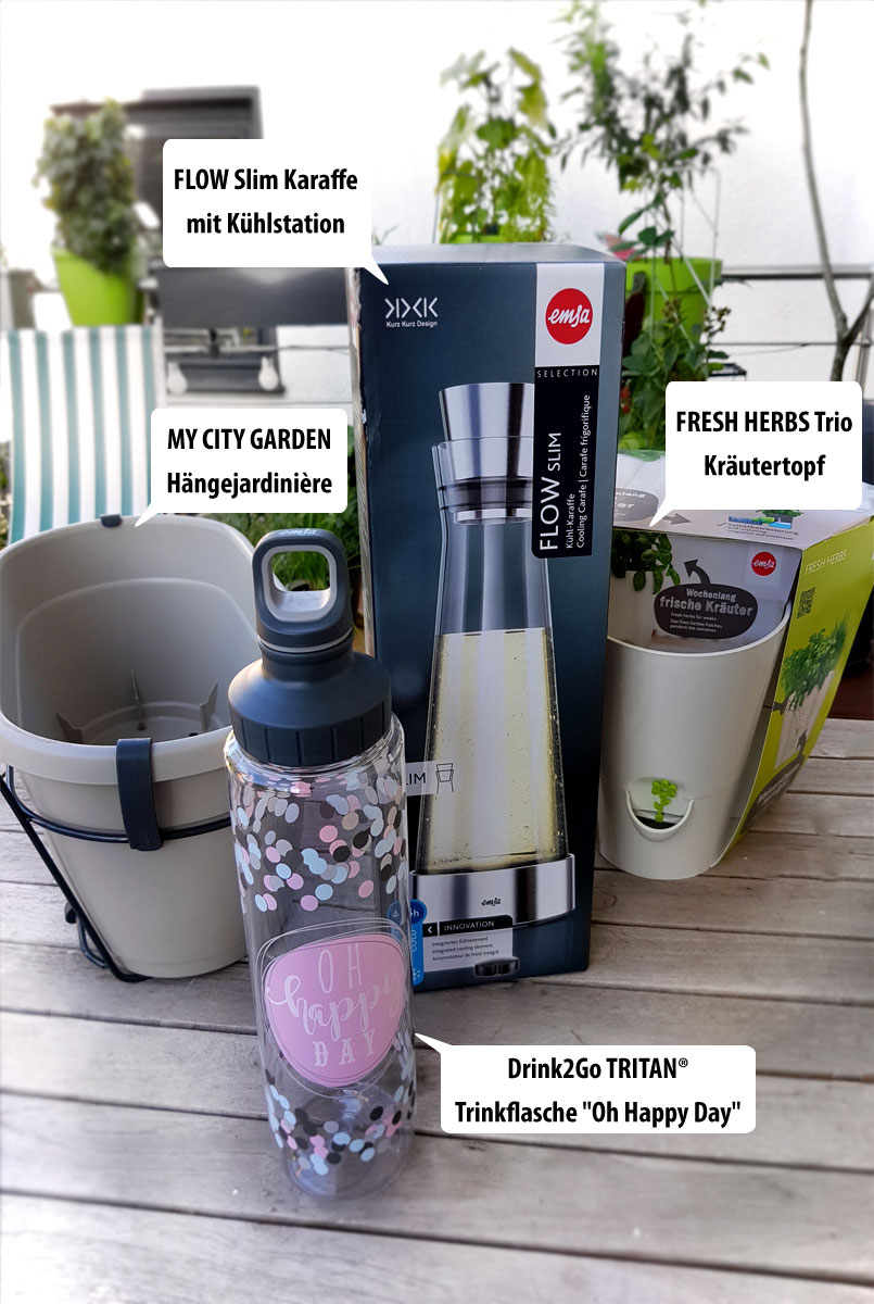 Werbung // Gewinnpaket-EMSA
