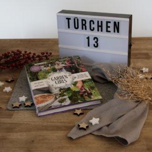Grüneliebe Adventskalender Türchen 13