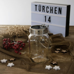 Grüneliebe Adventskalender Türchen 14