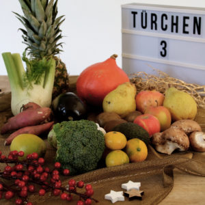 Grüneliebe Adventskalender Türchen 3
