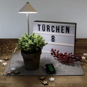 Grüneliebe Adventskalender Türchen 8