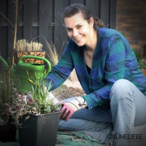 Sandra Bloggerin Gartenblog Grüneliebe