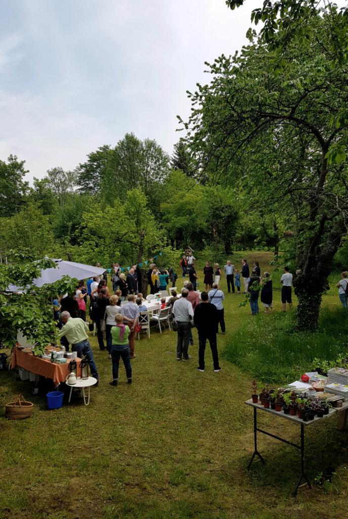 Offene Gartenpforte - Ökoinitiative Komarhof
