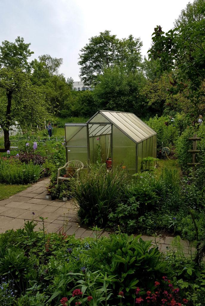 Gemeinschaftsgarten Komarhof - Offene Gartenpforte Rheinland