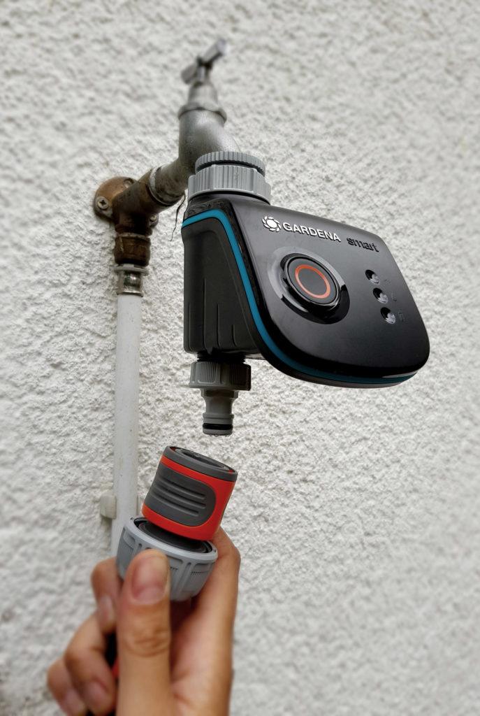 Werbung // Gardena Smart Water Control Bewässerungscomputer
