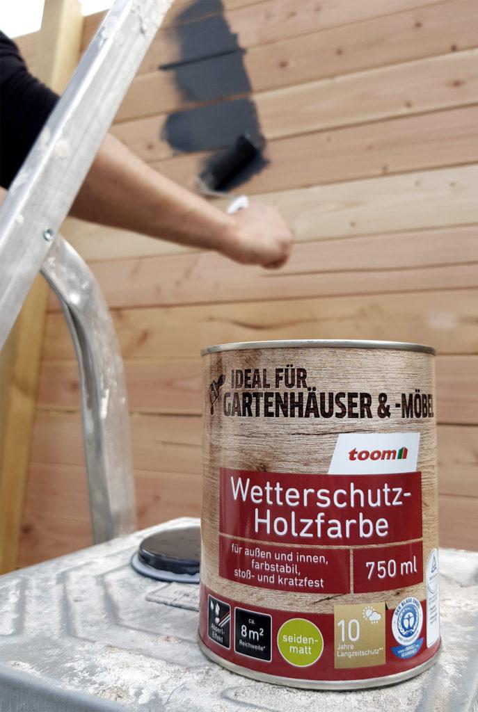 toom Wetterschutz-Holzfarbe