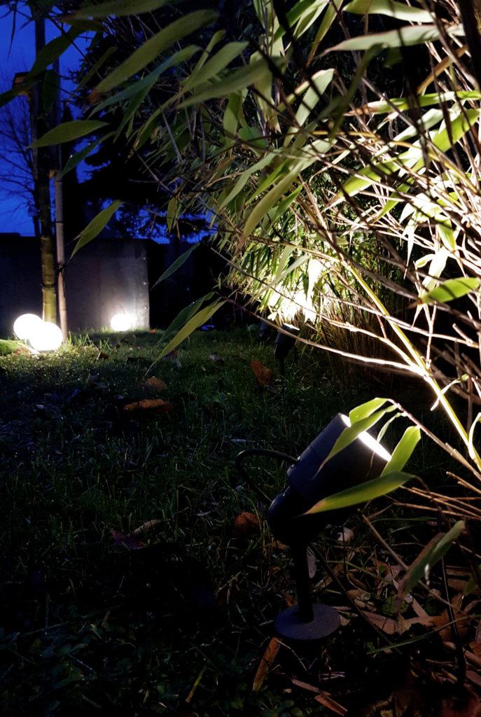 BEGA Plug & Play Gartenbeleuchtung