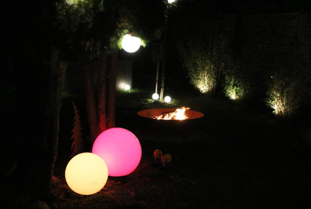 Glühweinabend am Lagerfeuer