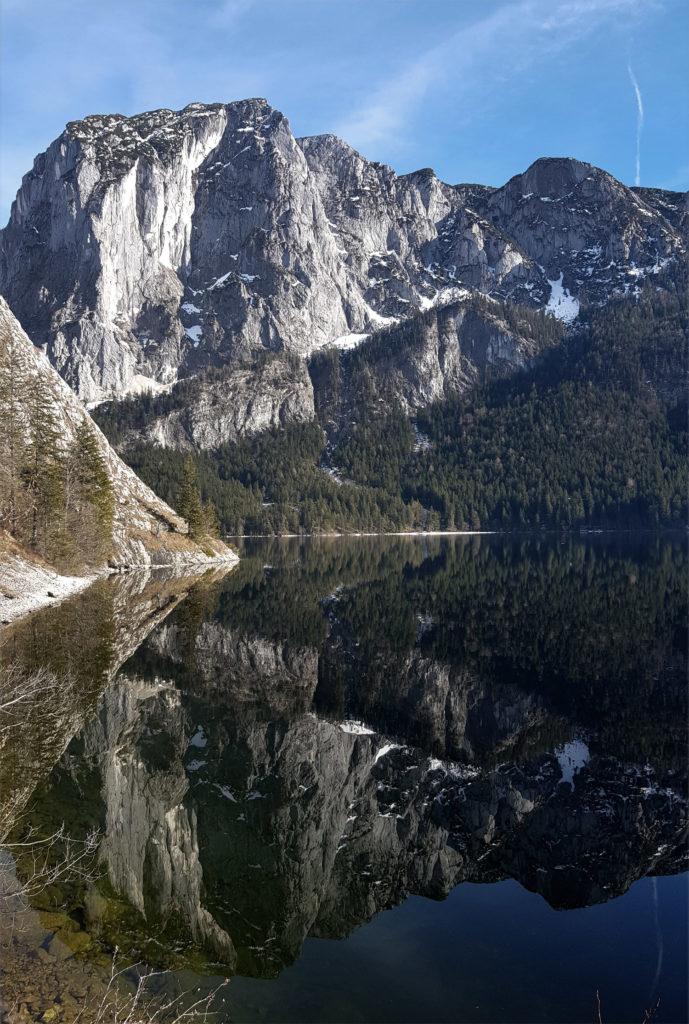 Altausseer See - Wanderweg mit Hund - Steiermark Österreich